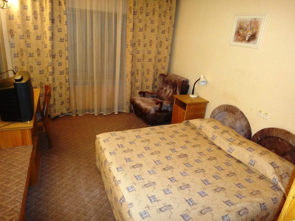 Комната в отеле Крещатик